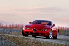 Alfa Romeo Brera Concept 2002