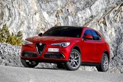 Alfa Romeo Stelvio Veloce 2016