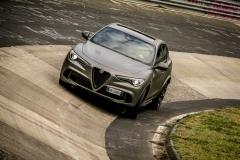 Alfa Romeo Giulia Quadrifoglio NRING 2018