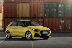 Audi A1 S-Line 2018