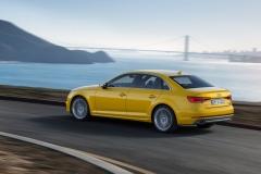 Audi A4 2.0 TFSI quattro S Line 2015