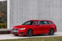 Audi A4 Avant 3.0 TDI S line quattro 2015