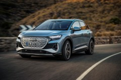 Audi Q4 50 e-tron quattro 2021