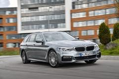BMW 5 Touring G31