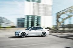 BMW 540i Luxury Line 2020