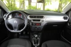 Citroën C-Elysée 2012