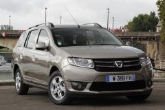 Dacia Logan MCV 2012