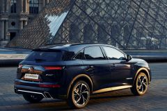 DS 7 Crossback Louvre 2020