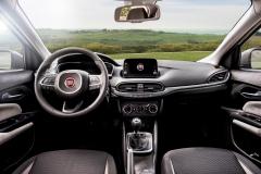 Fiat Tipo hatchback 2016