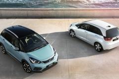 Honda Jazz e:HEV 2020