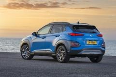 Hyundai Kona Hybrid 2018
