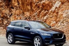 Jaguar F-Pace Portfolio 2015