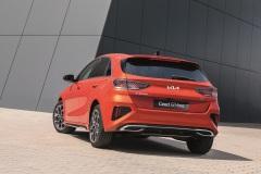 Kia Ceed hatchback 2021