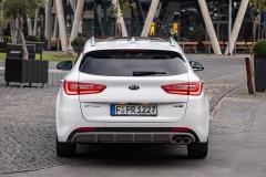 Kia Optima Sportswagon GT Line 2018