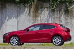 Mazda 3 hatchback BM 2013