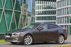 Mazda 3 sedan BM 2013