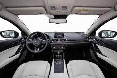 Mazda 3 hatchback BN 2016