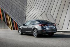 Mazda 3 sedan BN 2016