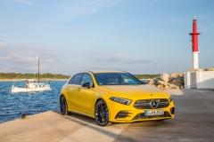 Mercedes-AMG A 35 4MATIC 2018