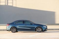 Mercedes-AMG A 35 4MATIC sedan 2019