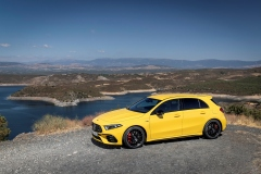 Mercedes-AMG A 45 S 4MATIC+ 2019
