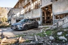 Mercedes-Benz A 200 hatchback 2018