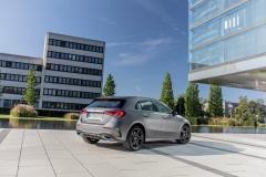Mercedes-Benz A 250 e hatchback 2019
