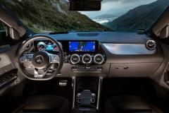 Mercedes-Benz třídy B (W247) 2018