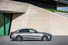 Mercedes-Benz C sedan W206 2021