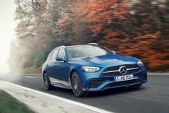 Mercedes-Benz C kombi W206 2021
