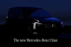 Mercedes-Benz Citan 2021