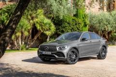 Mercedes-Benz GLC kupé 2019