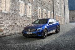 Mercedes-Benz GLC 250 4Matic AMG line kupé 2016