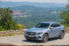 Mercedes-Benz GLC 300 4Matic AMG line kupé 2016