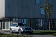 Mercedes-Benz GLC F-Cell 2019