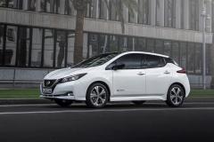 Nissan Leaf ZE1 2017