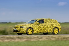 Opel Astra prototyp 2021