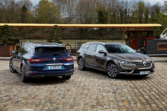 Renault Talisman Grandtour 2015