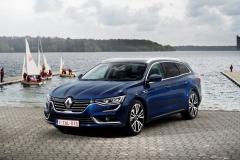 Renault Talisman Grandtour Initiale Paris 2015