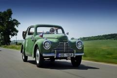 Škoda 1101 Tudor Cabriolet