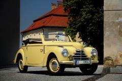 Škoda 1201 Roadster