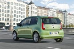 Škoda Citigo 3door 2011