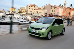 Škoda Citigo 5door 2011