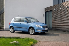 Škoda Fabia 2013