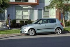 Škoda Fabia 2010