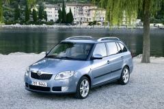 Škoda Fabia Combi 2007