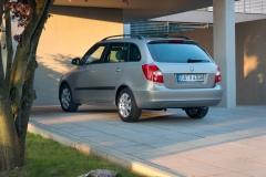 Škoda Fabia Combi 2010