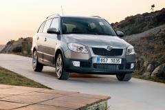 Škoda Fabia Scout 2009