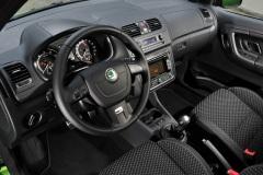 Škoda Fabia RS 2010
