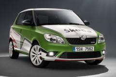 Škoda Fabia RS Edition S2000 2010